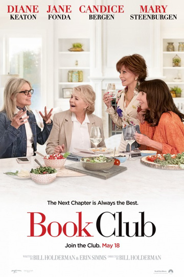 BOOK CLUB (PG-13) Movie Poster