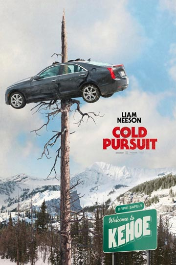 COLD PURSUIT (R) Movie Poster