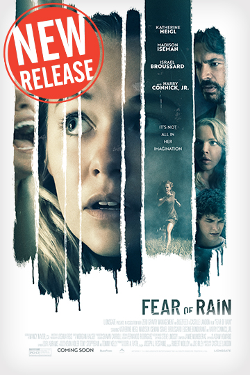 Fear Of Rain (PG-13) Movie Poster