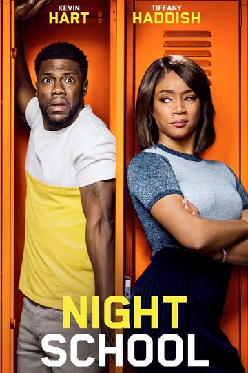 NIGHT SCHOOL (PG-13) Movie Poster