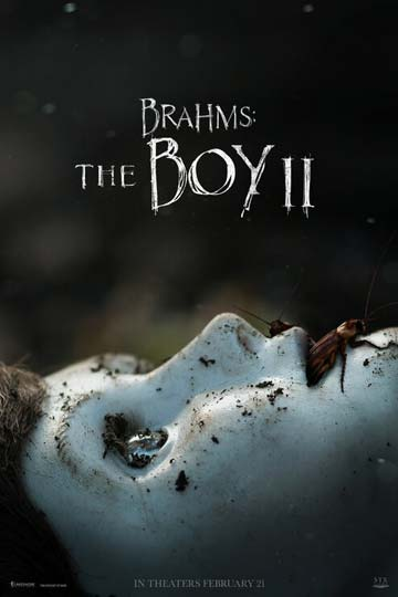 Brahms: The Boy II (PG-13) Movie Poster