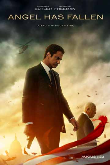 ANGEL HAS FALLEN (R) Movie Poster