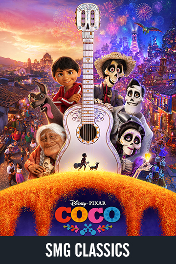 $5 Coco (PG) Movie Poster