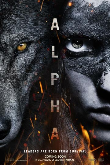 ALPHA (PG-13) Movie Poster