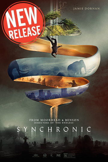 Synchronic (R) Movie Poster