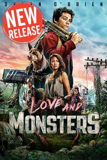 Love and Monsters (PG-13) Movie Poster
