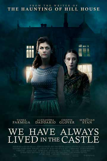 WE HAVE ALWAYS LIVED IN THE CASTLE (NR) Movie Poster