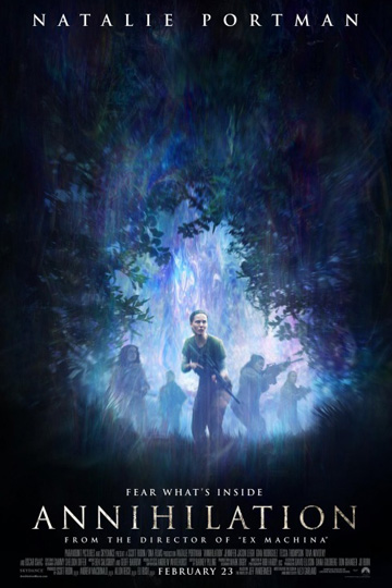 ANNIHILATION (R) Movie Poster