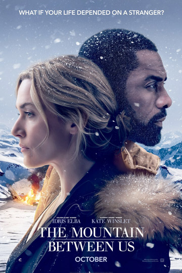 THE MOUNTAIN BETWEEN US (PG-13) Movie Poster