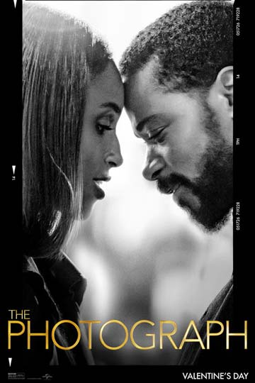 The Photograph (PG-13) Movie Poster