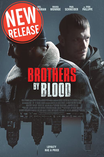 Brothers By Blood (R) Movie Poster