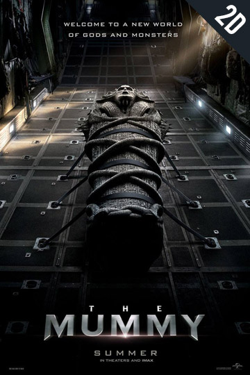 THE MUMMY (PG-13) Movie Poster