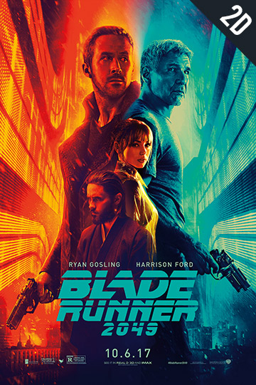 BLADE RUNNER 2049 (R) Movie Poster