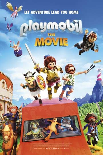 PLAYMOBIL (PG) Movie Poster