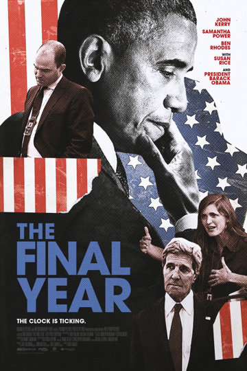 THE FINAL YEAR (NR) Movie Poster