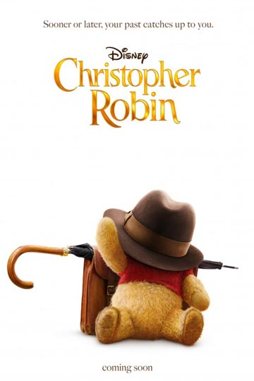 CHRISTOPHER ROBIN (PG) Movie Poster