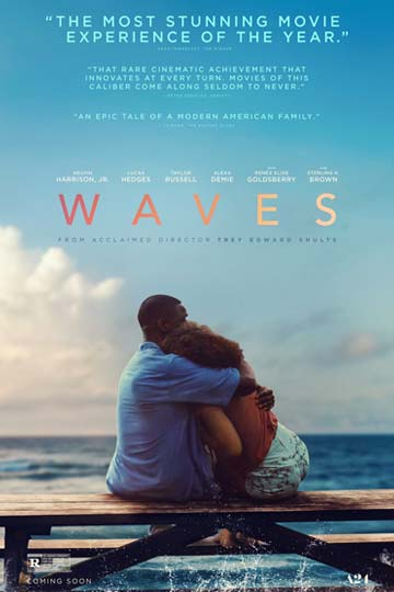 WAVES (R) Movie Poster
