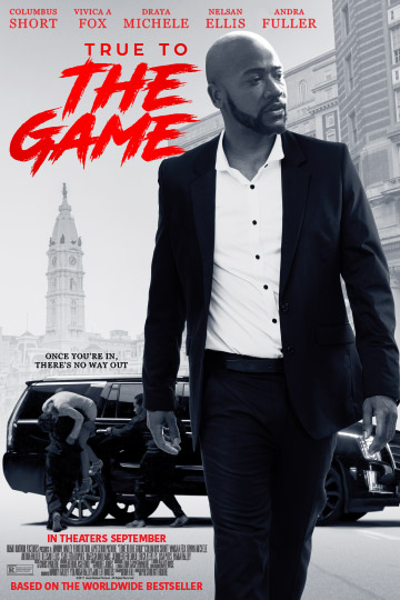 TRUE TO THE GAME (R) Movie Poster