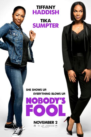 NOBODY'S FOOL (R) Movie Poster