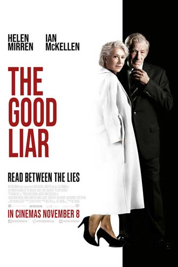 THE GOOD LIAR (R) Movie Poster