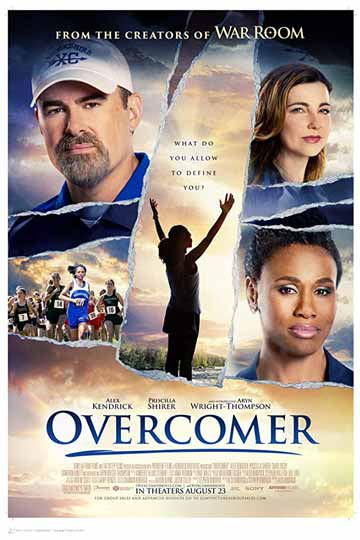 OVERCOMER (PG) Movie Poster