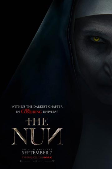 THE NUN (R) Movie Poster