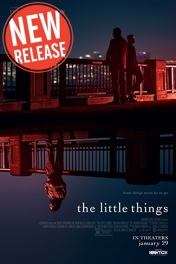 The Little Things (R) Movie Poster
