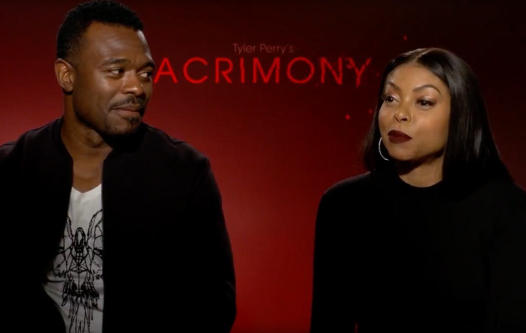 EXCLUSIVE INTERVIEW: ACRIMONY