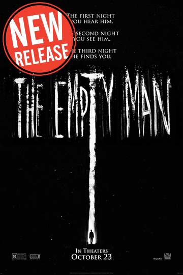 The Empty Man (R) Movie Poster