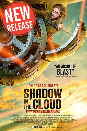 Shadow in the Cloud (R) Movie Poster