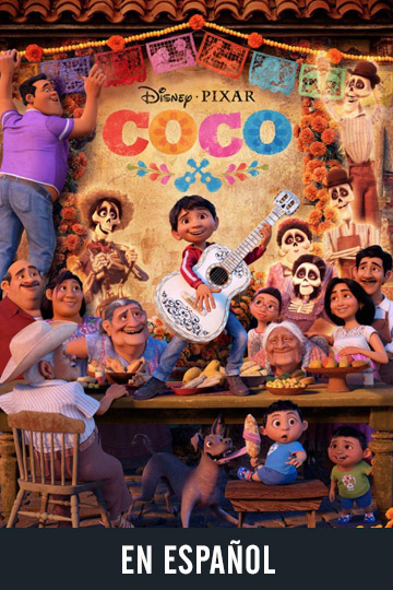 Studio movie grill coco en espanol pg movie poster ccuart Images