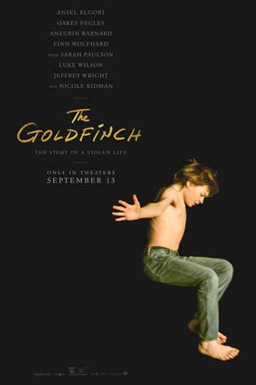 THE GOLDFINCH (R) Movie Poster