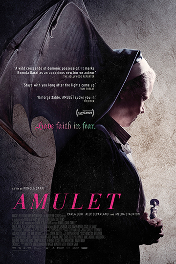 Amulet (R) Movie Poster