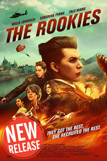 The Rookies (NR) Movie Poster