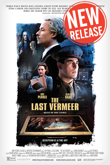 The Last Vermeer (R) Movie Poster