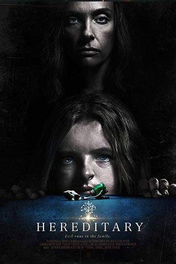 HEREDITARY (R) Movie Poster