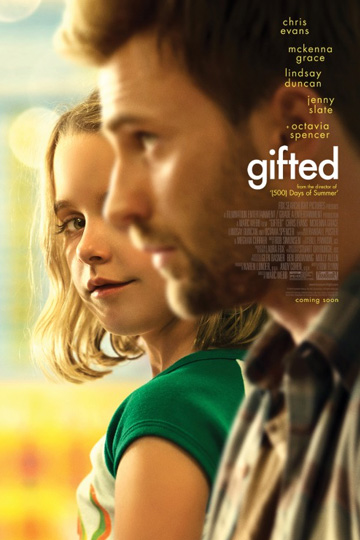 GIFTED (PG-13) Movie Poster