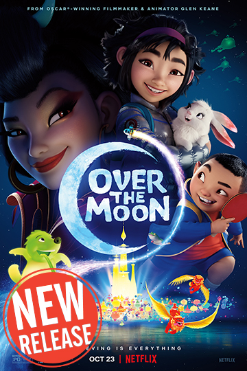Over The Moon (PG) Movie Poster