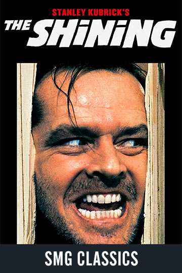 $5 THE SHINING (R) Movie Poster