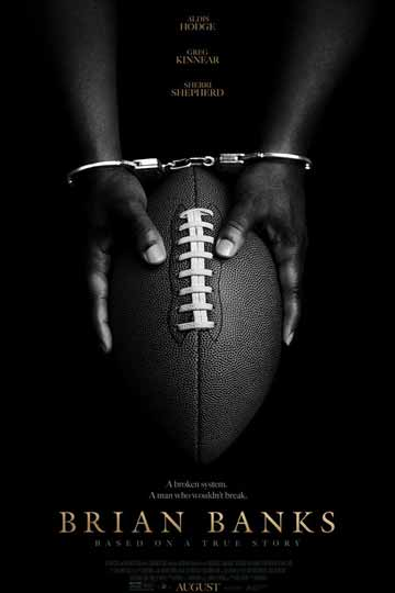 BRIAN BANKS (PG-13) Movie Poster