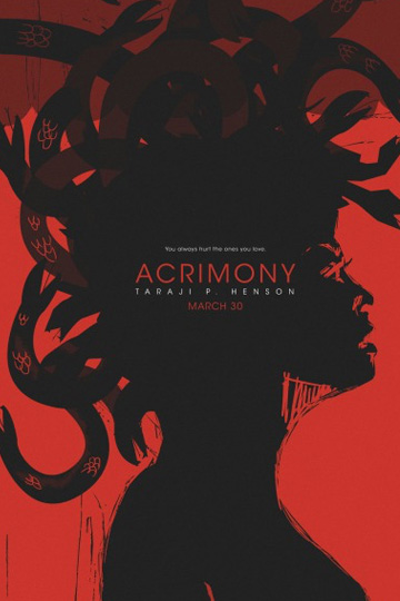 ACRIMONY (R) Movie Poster