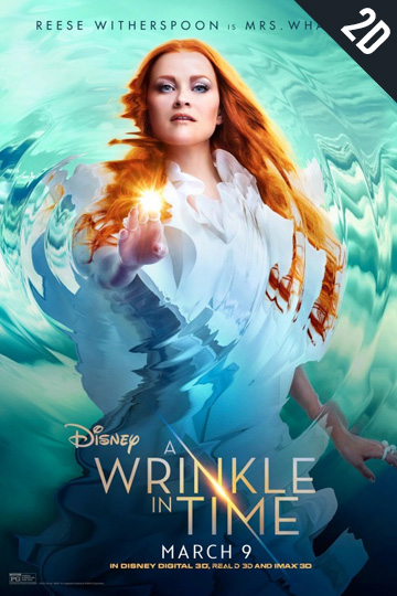 A WRINKLE IN TIME (PG) Movie Poster