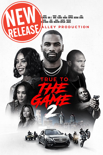 True to the Game 2: Gena's Story (R) Movie Poster