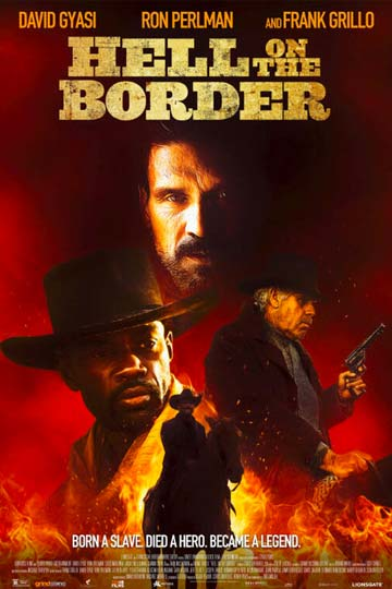 Hell on the Border (R) Movie Poster