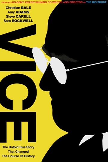 VICE (R) Movie Poster