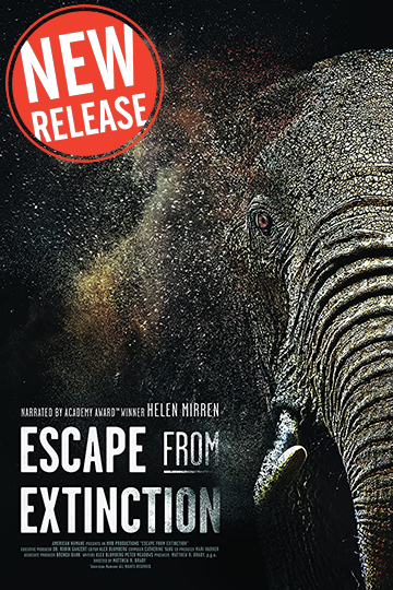 Escape From Extinction (NR) Movie Poster