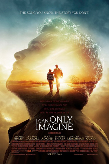 I CAN ONLY IMAGINE (PG) Movie Poster