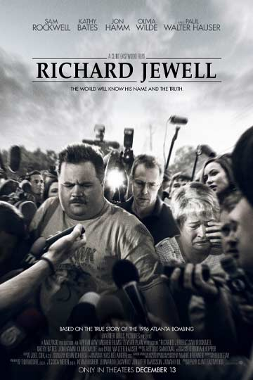 RICHARD JEWELL (R) Movie Poster