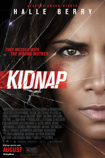 KIDNAP (R) Movie Poster