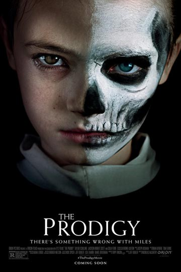 THE PRODIGY (R) Movie Poster